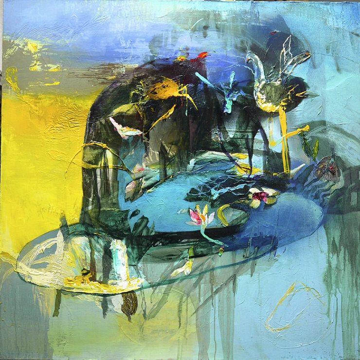 Moris Gontard Alain Daudet Gallery Toulouse France