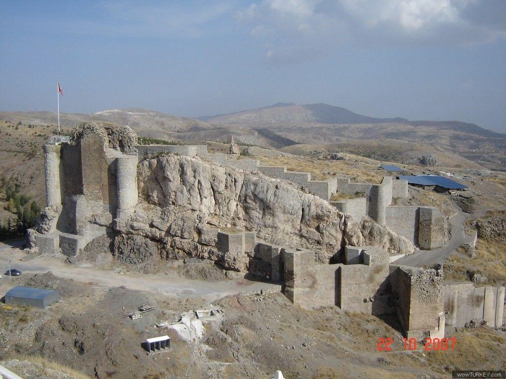 Castle  Pertek... Elazığ / Turkey