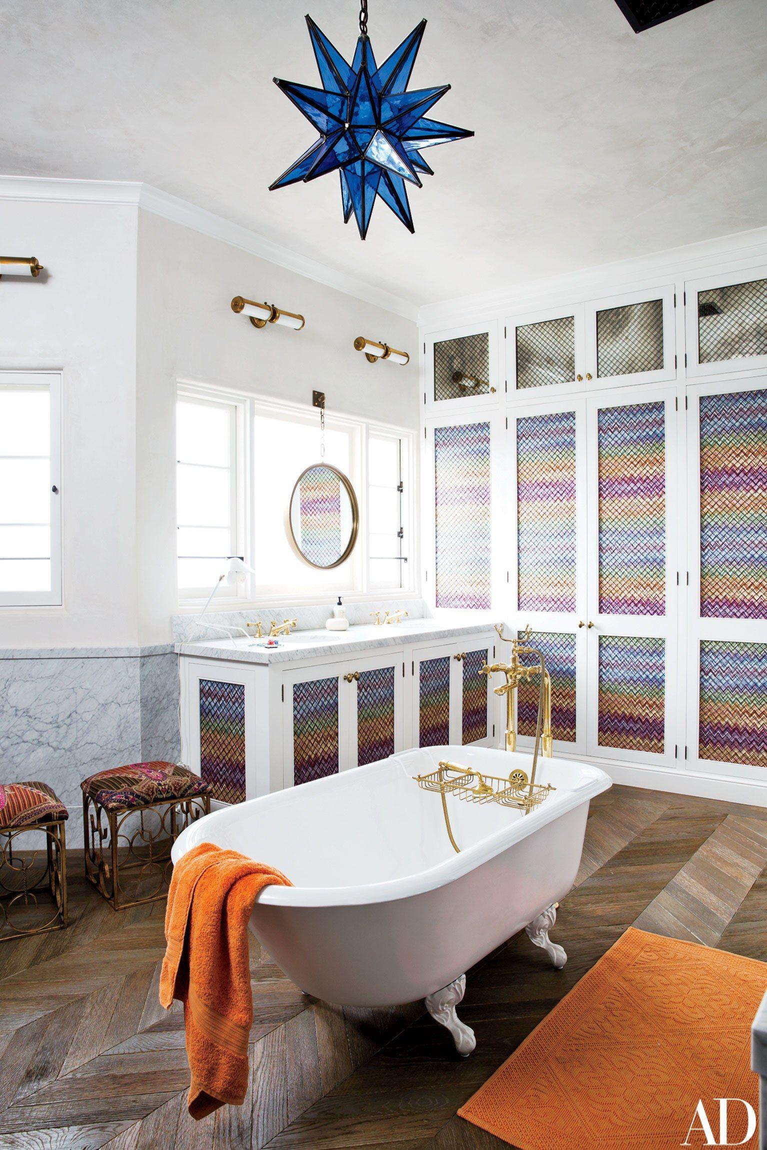 Actress Ellen Pompeo's Mediterranean-Style Villa in Los ...