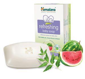 Himalaya S Refreshing Baby Soap Has Cooling Refreshing