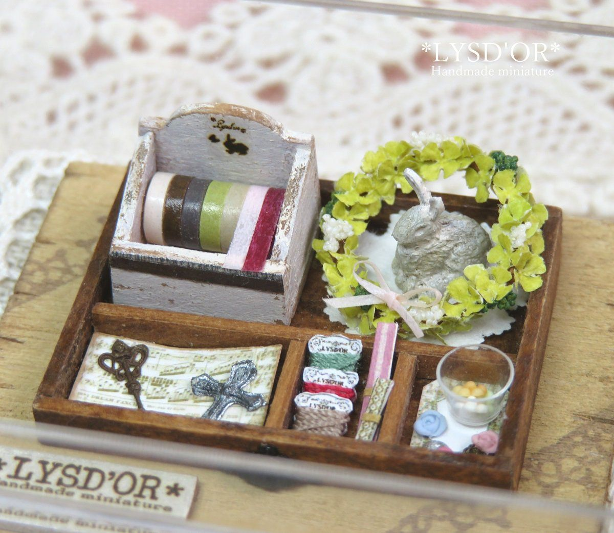 Pinturas Para Miniaturas 2017 Miniature Sewing By Lysd 39or Costureros