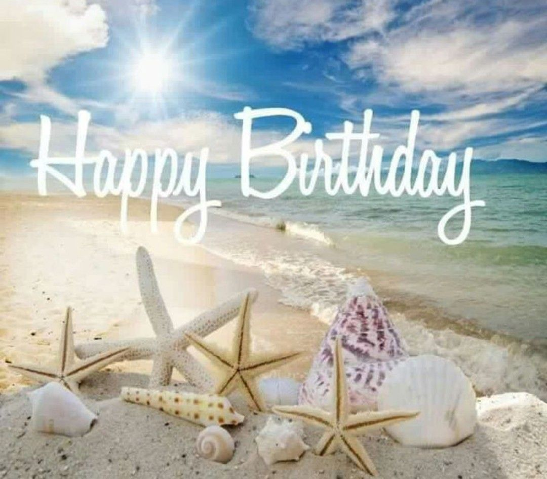 Beach Birthday With Images Narodeniny Citaty