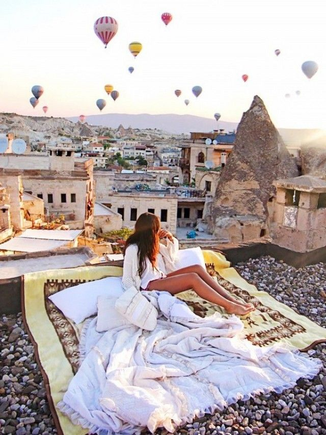 8 Travel Hot Spots Made Famous by Instagram Stars