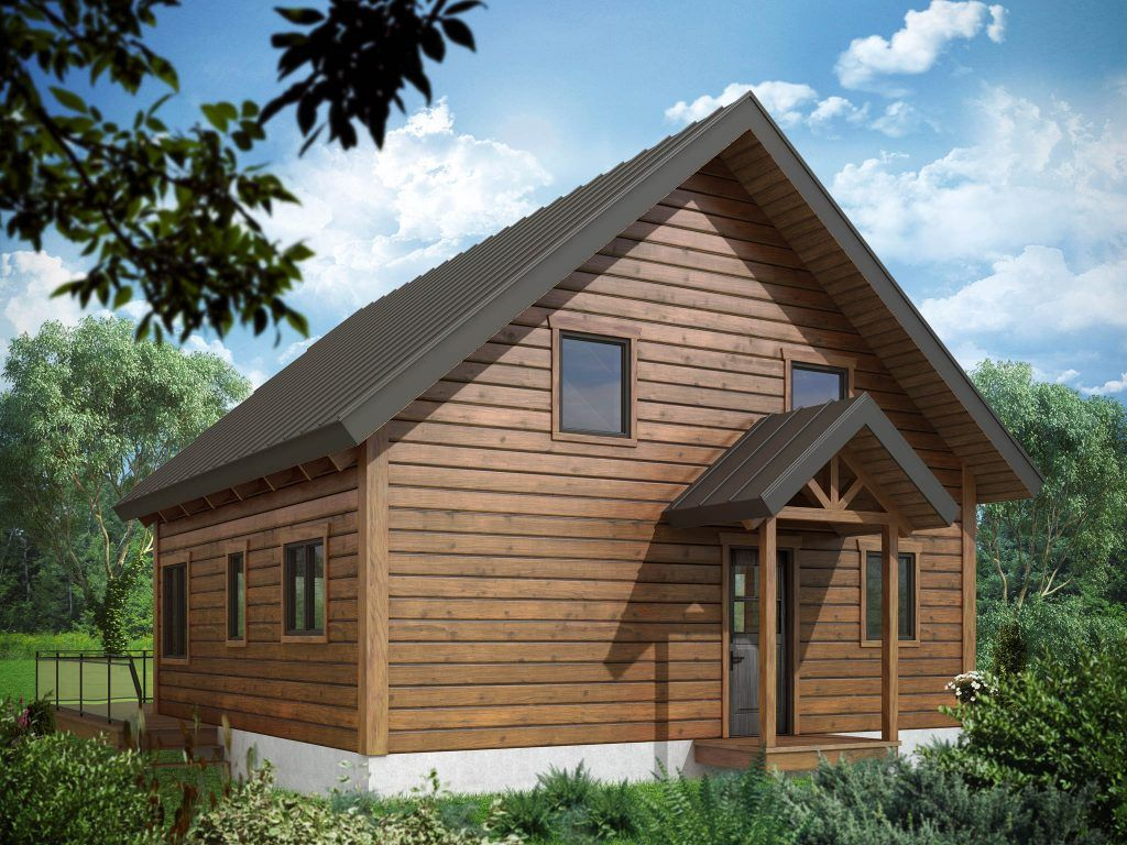 Richelieu Boreal Hut House Outdoor Structures House Plans