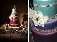 Cakes that we love...#cakes #weddings