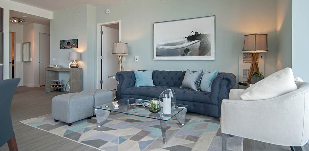 1 Bedroom Flat Interior Design Amusing Residences  Brand New Luxury Studio 1 And 2 Bedroom Apartments 2018