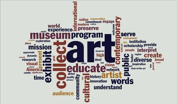 Sixty Museums In Search Of A Purpose Anysis Of The Mission Statements Of Leading Us Art Museums Yields Some Surprising Results