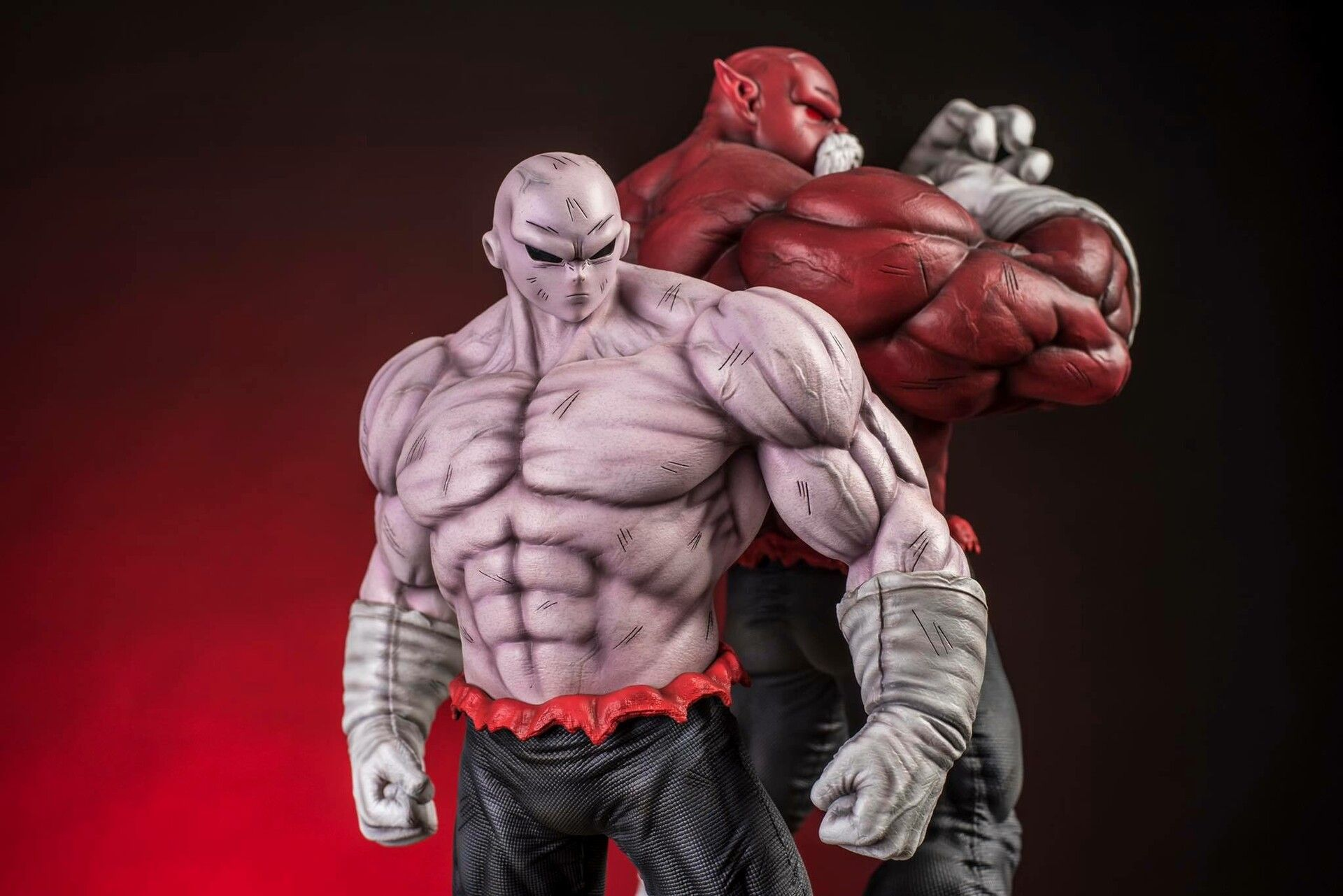 Jiren And Toppo 1 4 Statue By Leandro Martinezhi Here Is A Statue That I Sculpted For Noah Studio I Dragon Ball Artwork Dragon Ball Wallpapers Dragon Ball Art