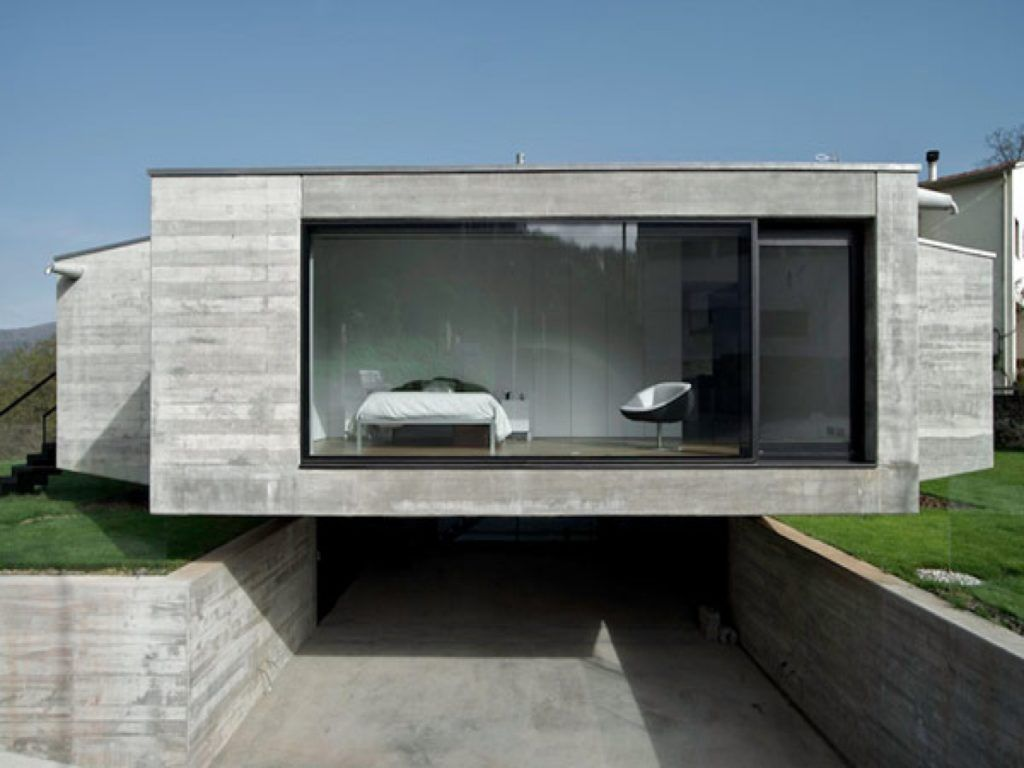 Concrete Home House Design Concrete Block Home Concrete Architecture Architecture Minimalist House Design