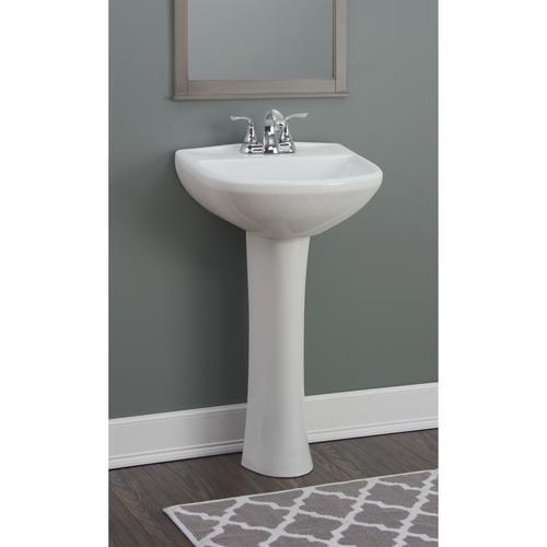 Cavalier Petite Round Pedestal Sink Pedastal Sink Pedastal Sink