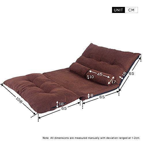 Brilliant Life Carver Adjustable Floor Double Sofa Bed Thicken Padded Andrewgaddart Wooden Chair Designs For Living Room Andrewgaddartcom