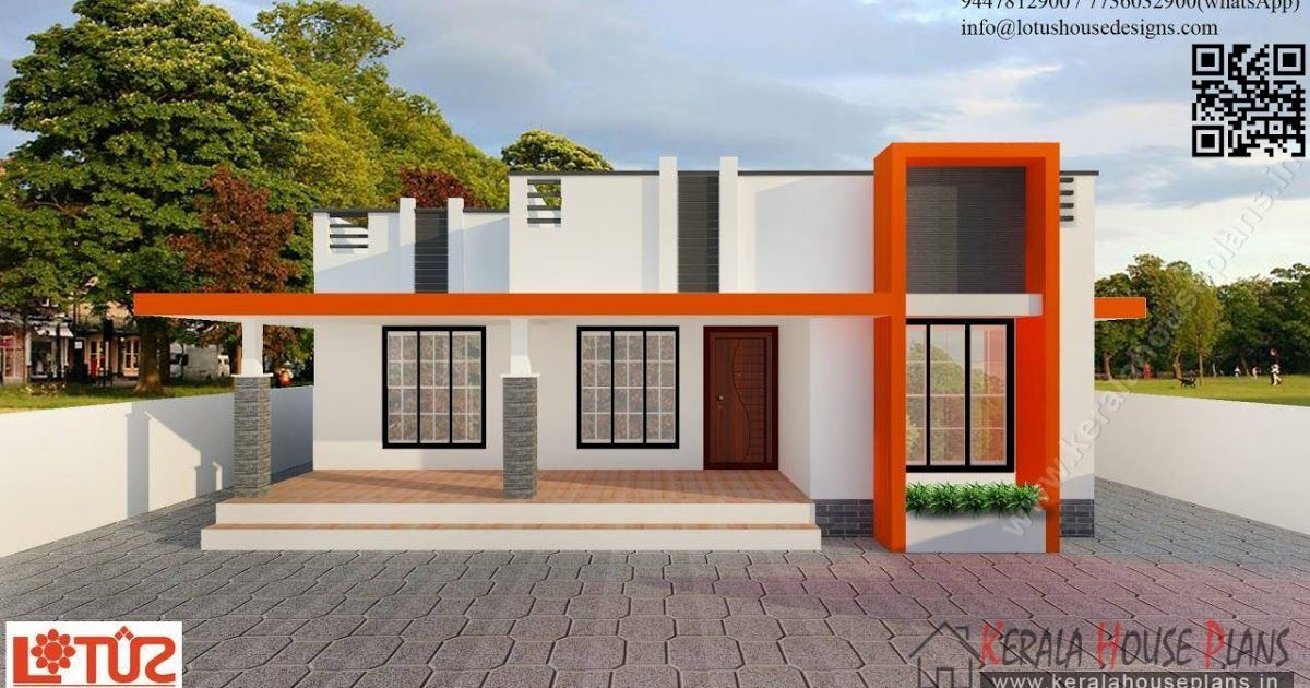 Get Inspired For House Plans Kerala Style Below 2000 Sqft