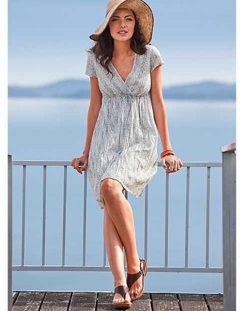 Collection Womens Casual Summer Dresses Pictures - Reikian