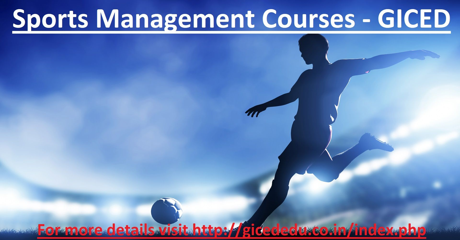 Sports Management Courses in Mumbai Sport management