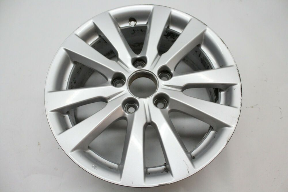 2012 Honda Civic 16 Wheel Rim 10 Spoke Oem 12 1 Wheel Rims Honda Civic Wheel