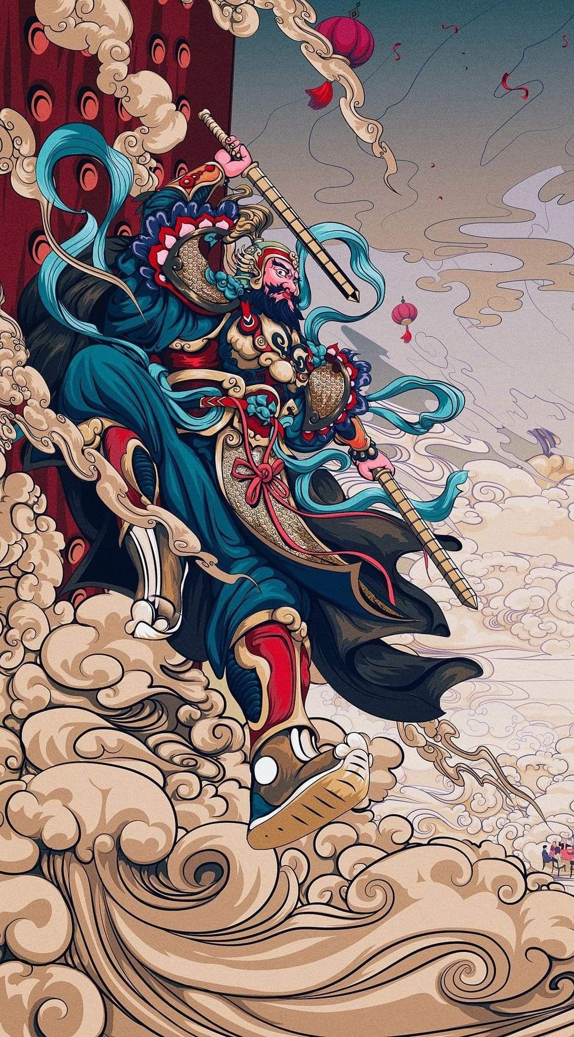 Pin by marc rage on 20春夏 Japanese art, Japanese tattoo