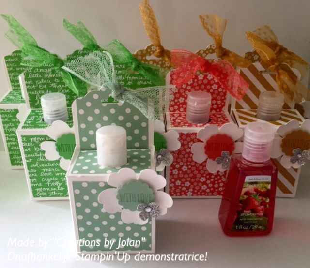 Creations by Jolan: Bath and Body Works Hand gel template in inches / Jolanda Meurs