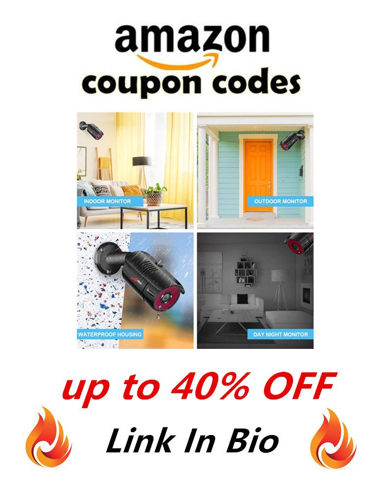 Home Security Camera System Coupon In 2020 Security Cameras For Home Home Security Camera Systems Home Security