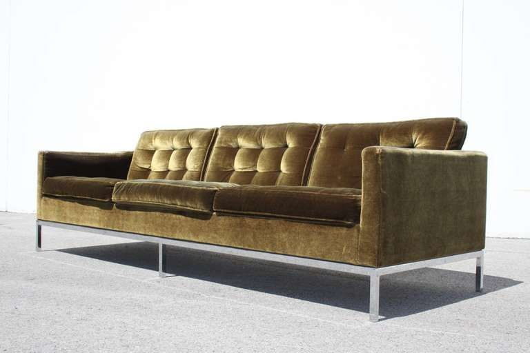 Florence Knoll Sofa Florence Knoll Sofa Knoll Sofa Florence Knoll