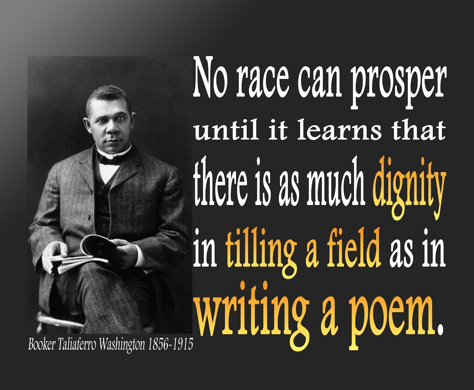 Booker T Washington Quotes Booker T Washington Quote by Saphin | quotes | Quotes, Booker t  Booker T Washington Quotes