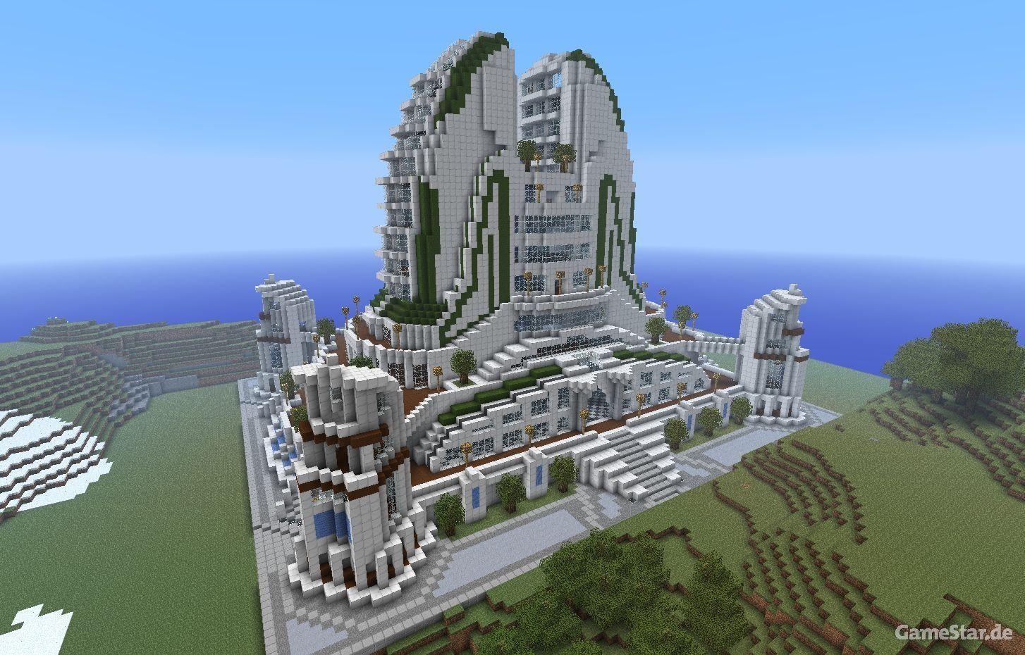 beautiful minecraft builds - Google Search | Games: I enjoy