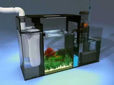 Aqueon proflex sump refugium setup youtube satlwater for Fish tank sump pump