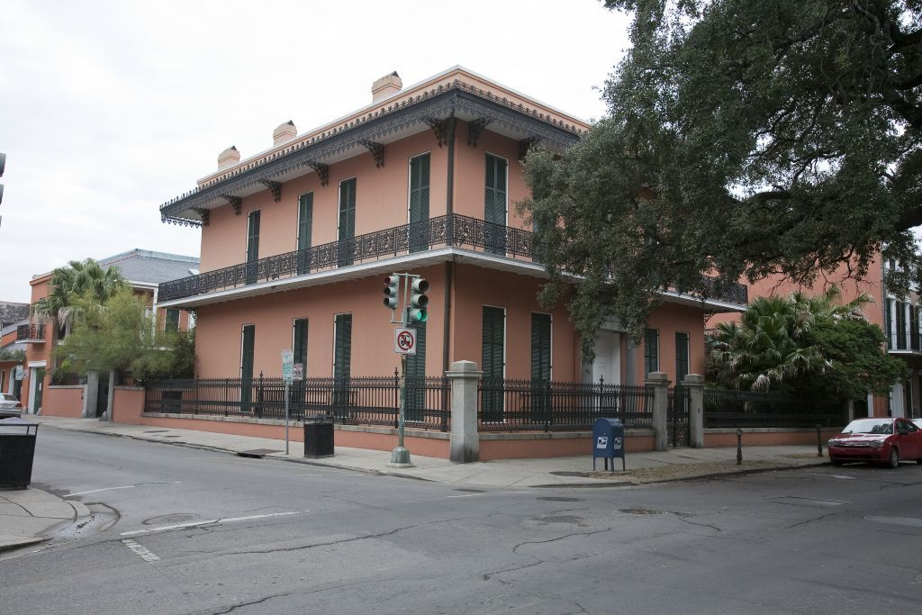 With Reunification New Orleans Becomes >> Gauche Stream House Nola Louisiana New Orleans The Best House