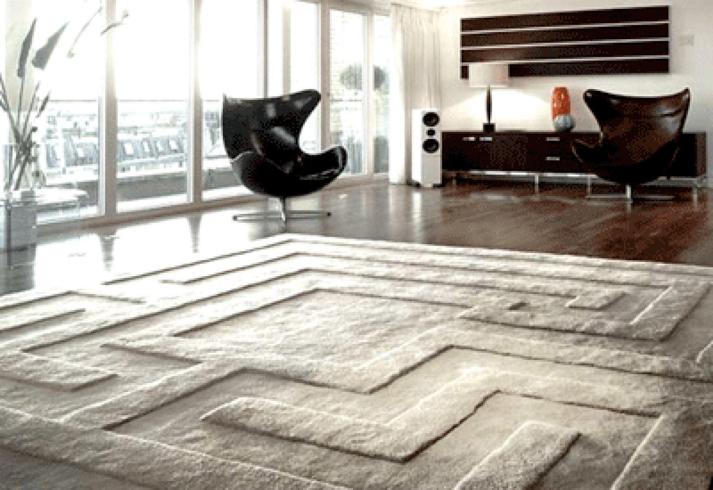 Modern Rugs Living Room