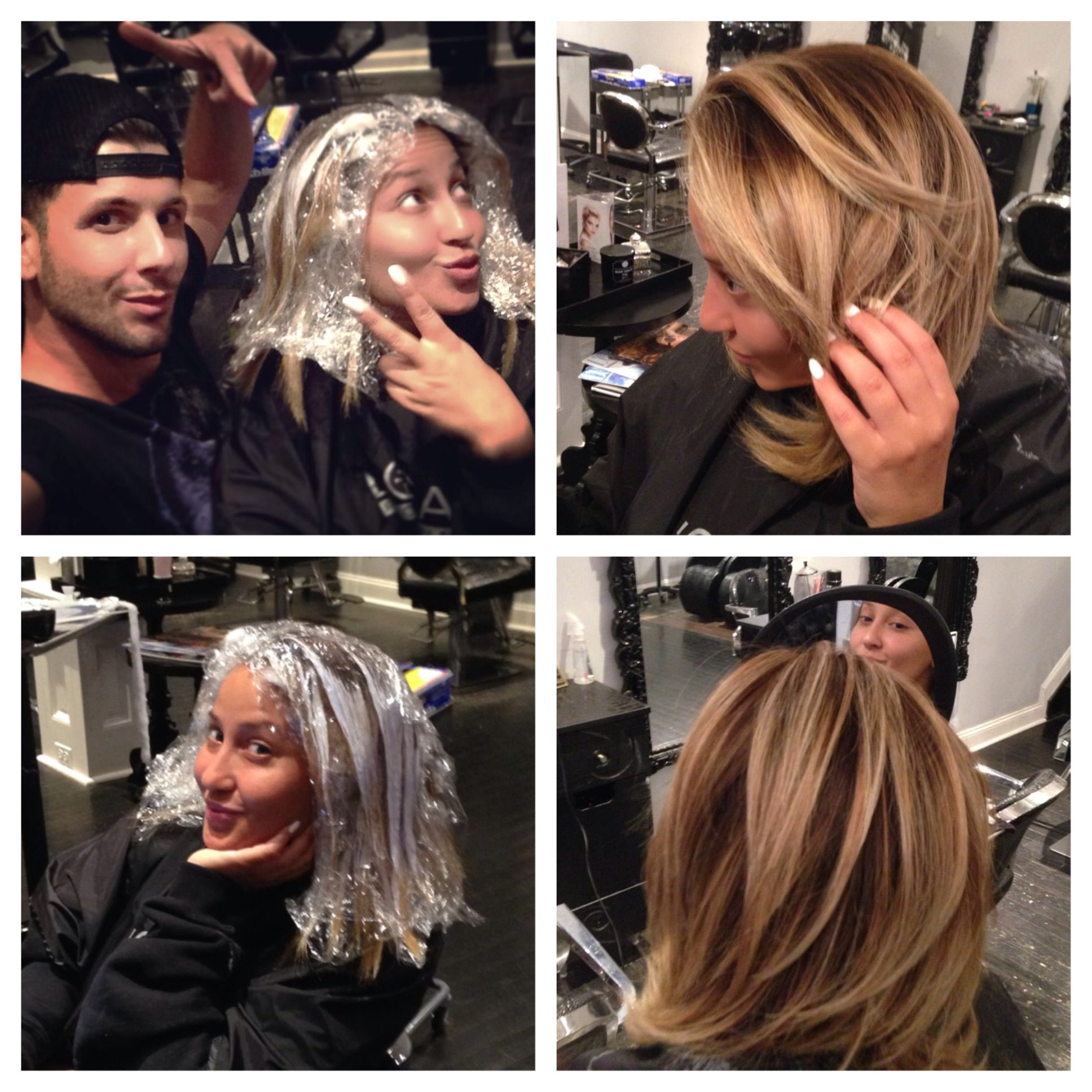 Pin On Blonde Highlights