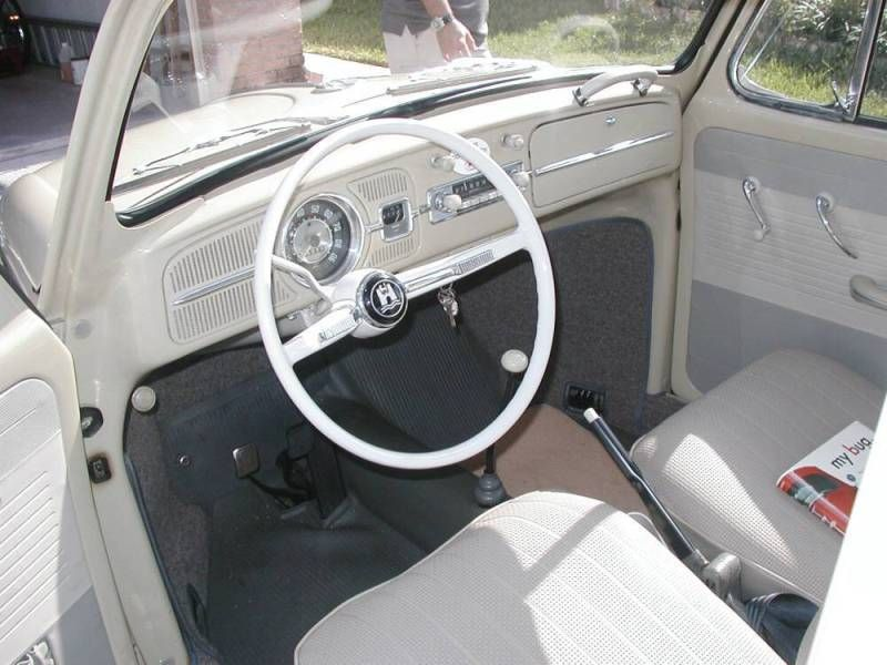 Beige 1965 Volkswagen Beetle Coupe Aucton Results 9 000 Volkswagen Beetle Volkswagen Beetle