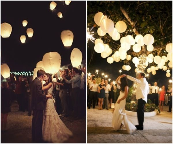 Summer Wedding Reception Ideas Pinterest
