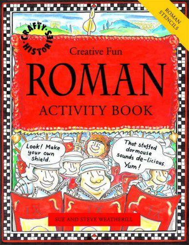 Roman activity book crafty history by sue weatherill httpswww roman activity book crafty history by sue weatherill https gumiabroncs Image collections