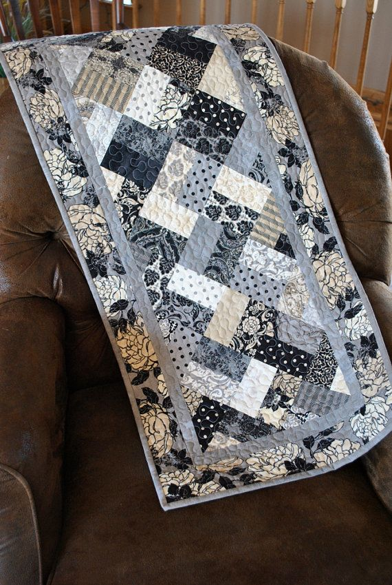 prairie paisley patchwork tablerunner quilting quilted table rh pinterest com