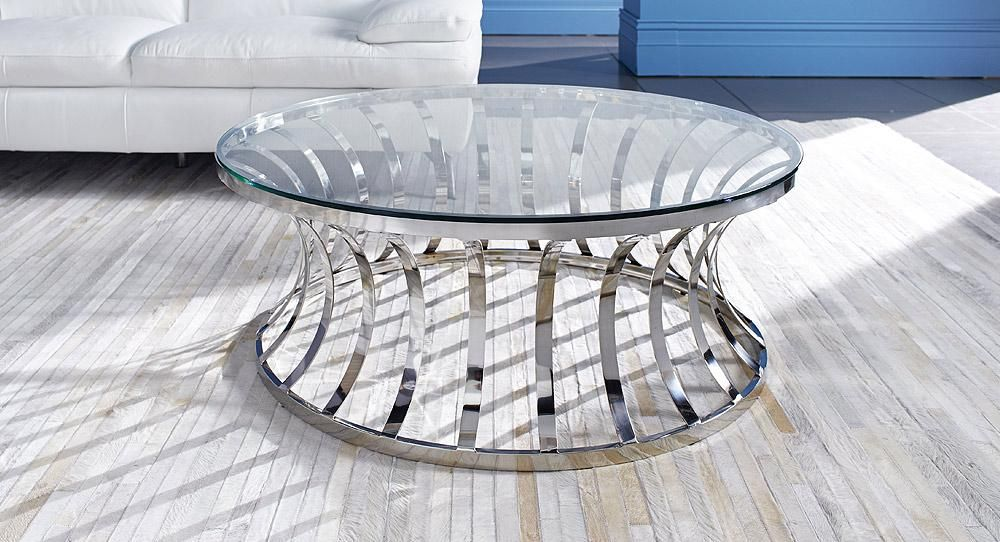 Rotana coffee table from Nick Scali plus 2 matching side tables for