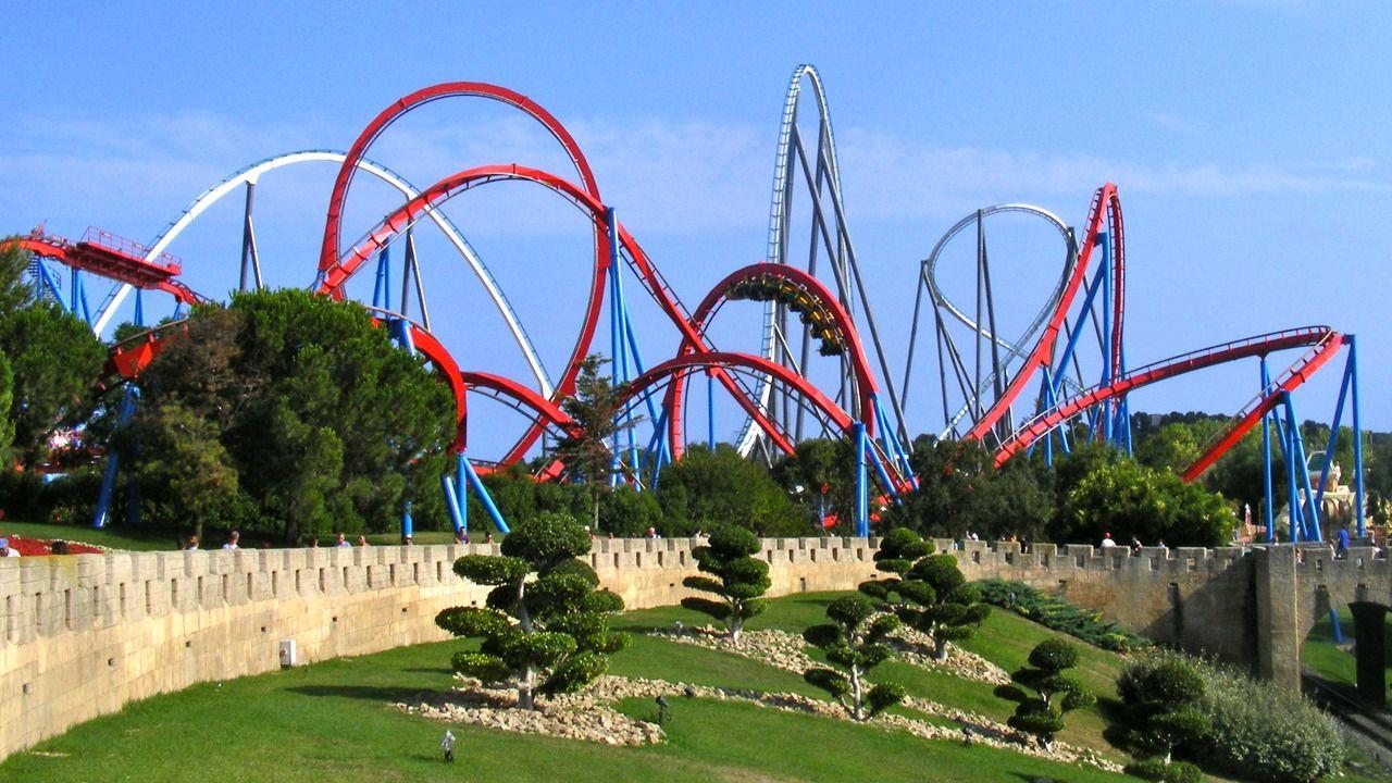 R servation de billets pour port aventura roller coaster amusement parks and park - Reservation port aventura ...