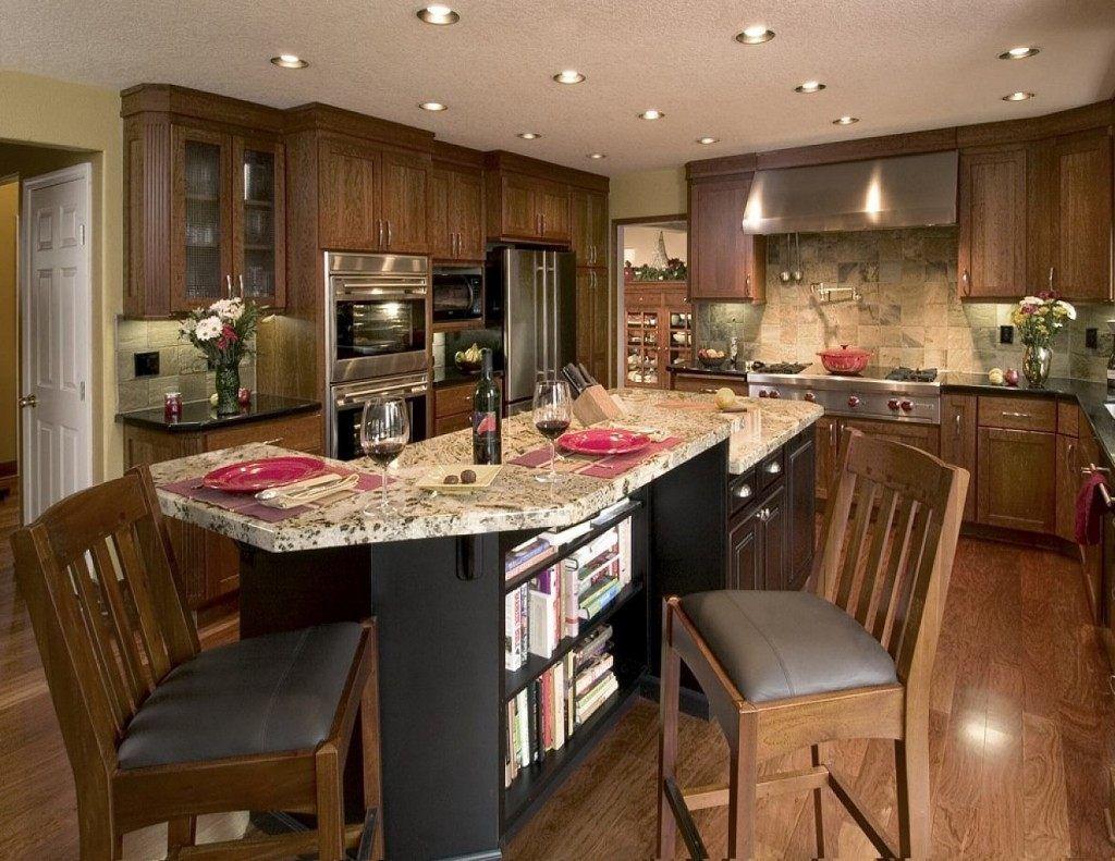 Küche Insel Mit Sitzgelegenheiten Für #Küche Dies ist die neueste ...