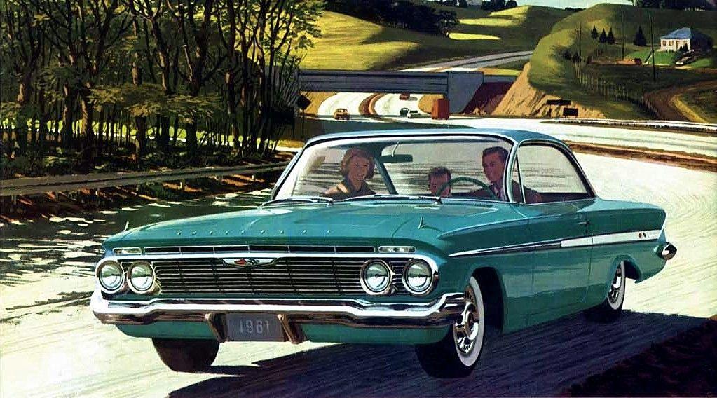 jim chester s garage bubbletop 1961 impala sport coupe ad rh pinterest com