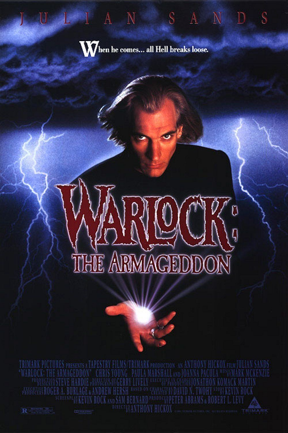Warlock The Armageddon (1993) Movie Review (With images