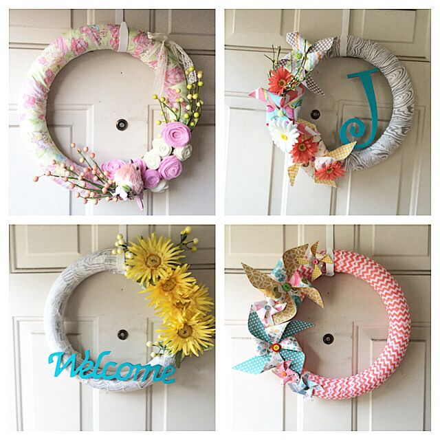 Wreaths I've made