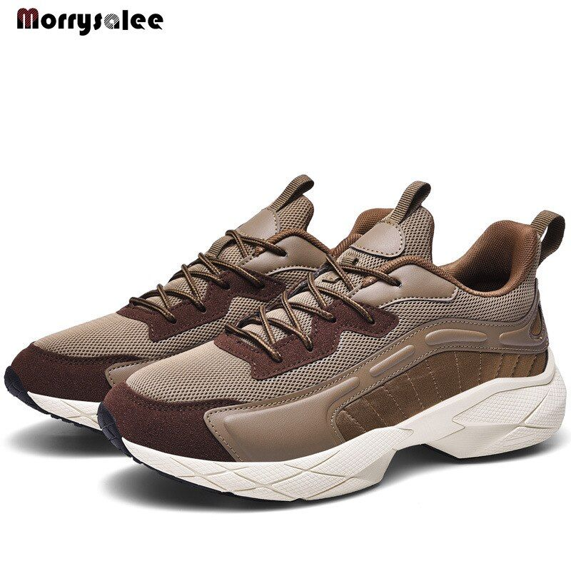 2020 New Sneakers Man Increase Dady Shoe Spring Summer Autumn Breahable Ligthweight Men S Sneakers F Shoes Spring Summer Sneakers Fashion Sneakers Men Fashion
