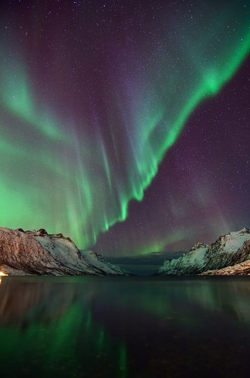 Ersfjordbotn (by John A.Hemmingsen)