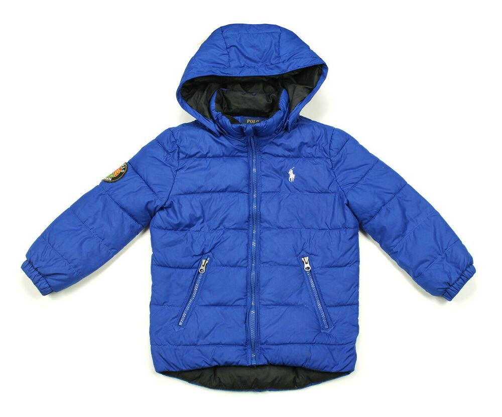 Ebay Sponsored Polo Ralph Lauren Boys Toddler Hooded Blue Puffer Jacket Coat 5 Winter Puffer Jackets Outerwear Jackets Jackets [ 831 x 1000 Pixel ]