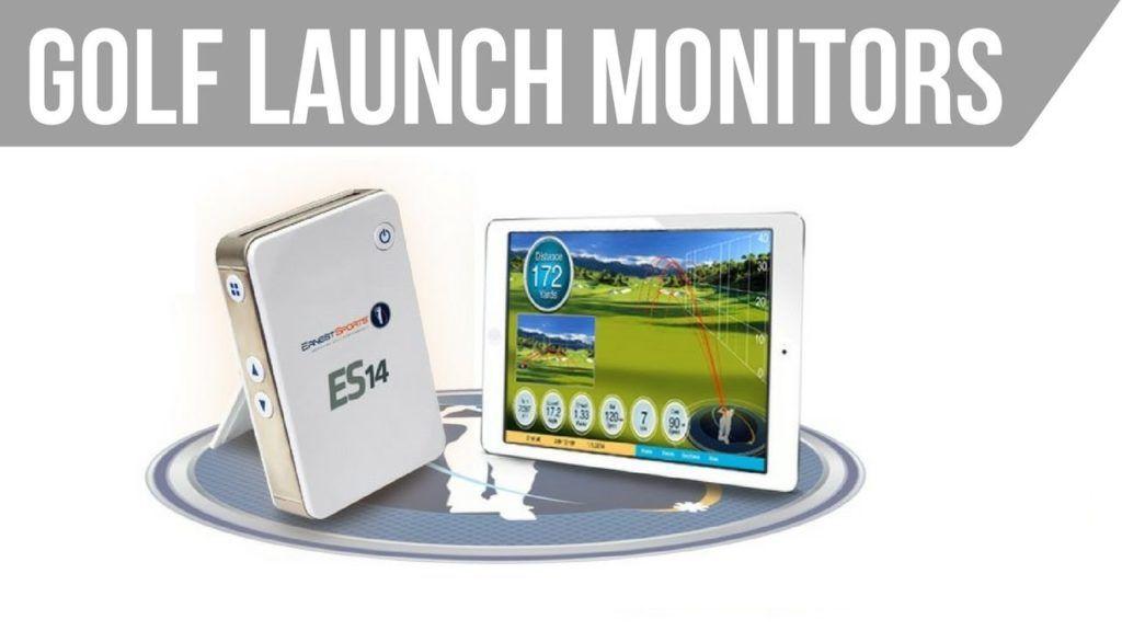Golf launch monitors golf simulators product launch golf