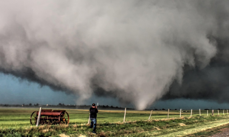 El Reno Oklahoma >> El Reno Tornado Tornado Chasing In 2019 Oklahoma