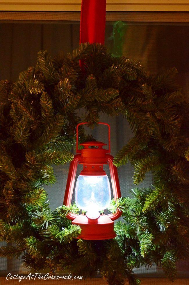 Outdoor Christmas Decor Christmas Lanterns Lantern Christmas Decor Outdoor Christmas Decorations