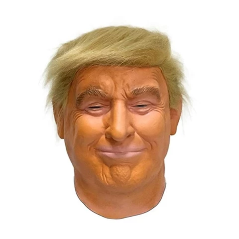 Pin On Donald Trump Halloween Masks