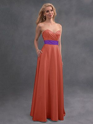 Style 7391L | All Bridesmaid Dress Collections | Alfred Angelo
