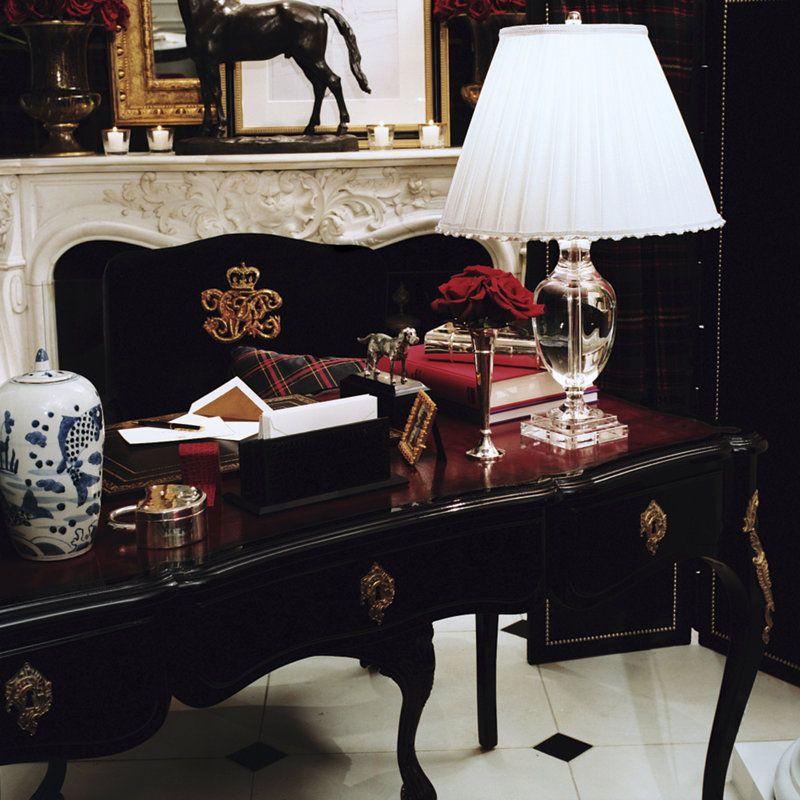 Ralph Lauren Home Office Luxurious Dream Homes Pinterest