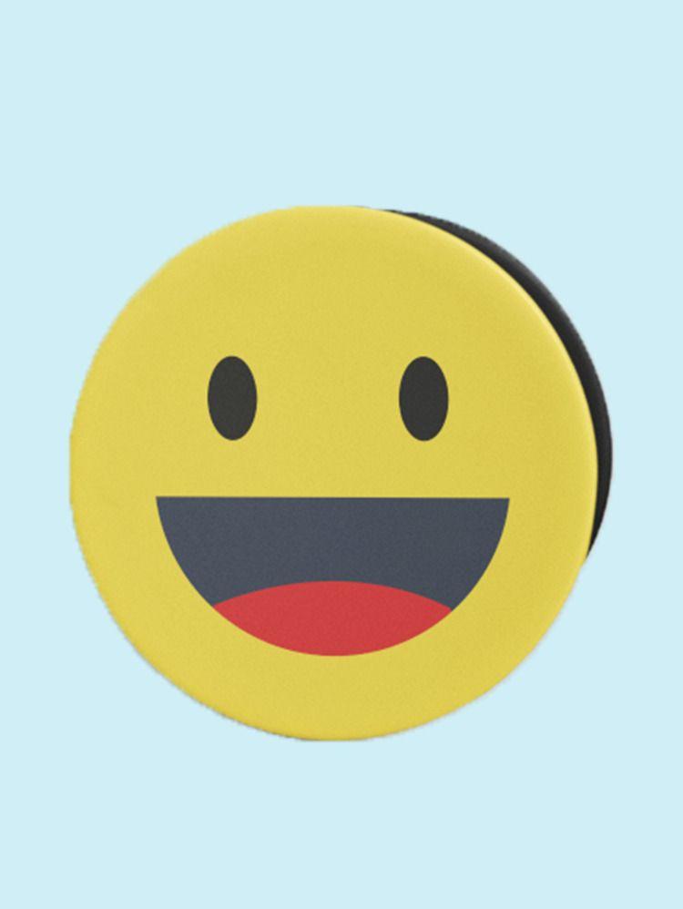Happy Emoji Mobile Holder Emoji Popsocket Phone Pop Holder Mobile Pop Holders Online In 2020 Popsockets Mobile Holder Emoji Pop
