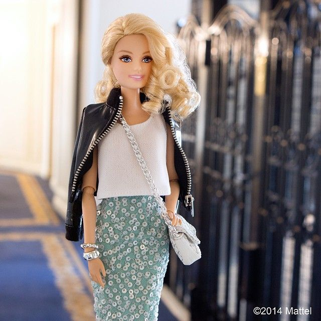 Instagram Post By Barbie Barbiestyle Ootd Dolls And